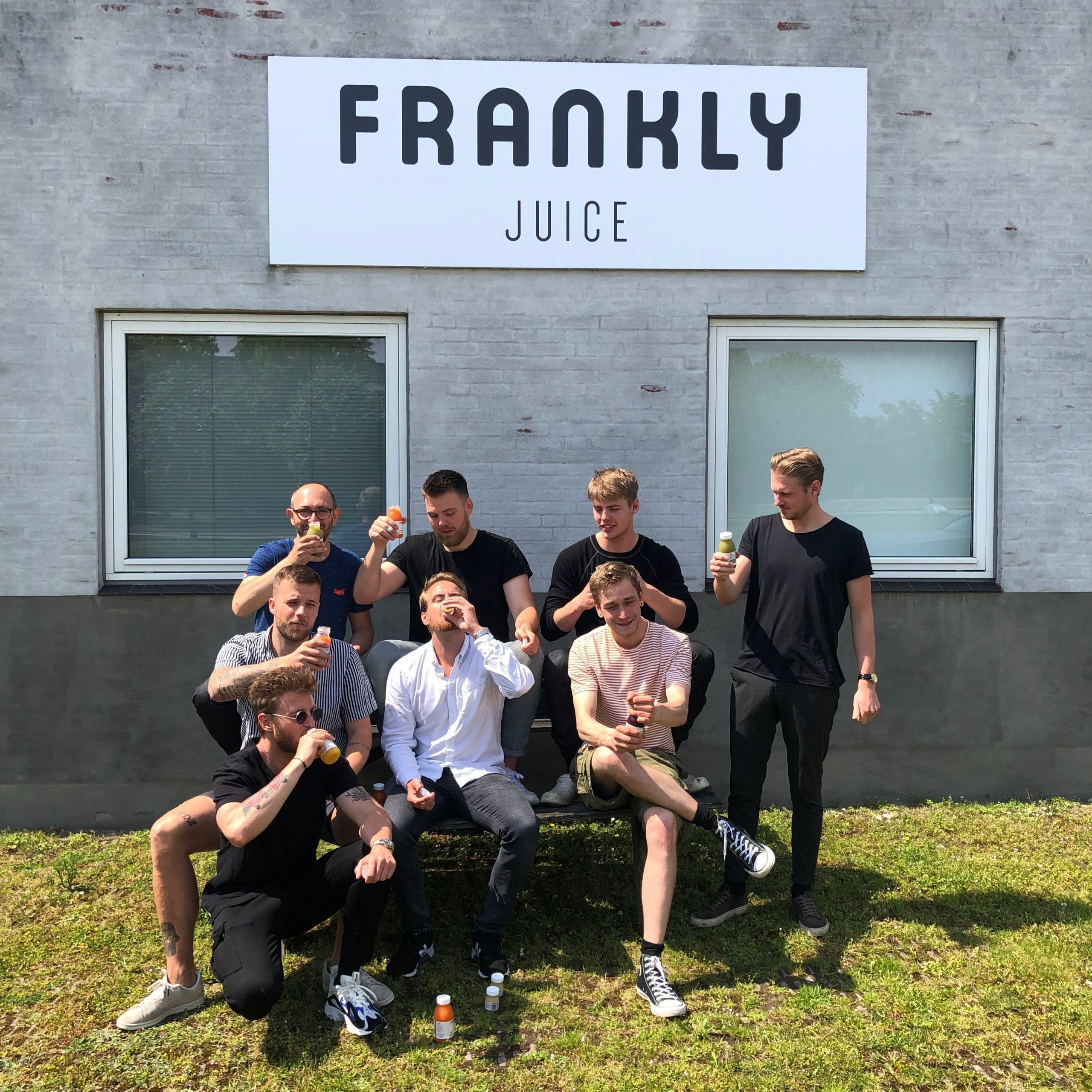 Team Frankly Juice